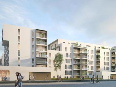 Appartement neuf, 43 m²