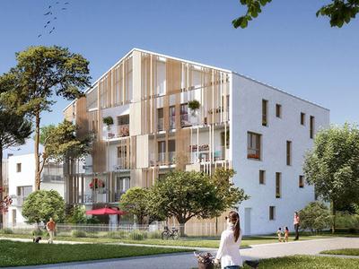 Appartement neuf, 50,39 m²