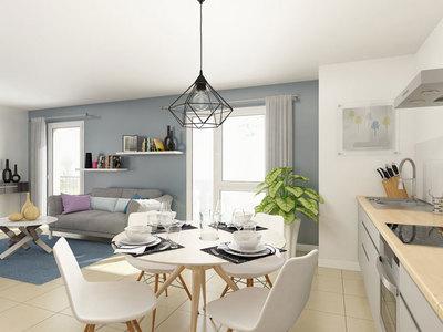 Maison neuve, 84,4 m²