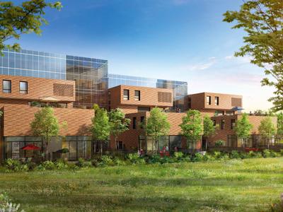 Appartement neuf, 107 m²