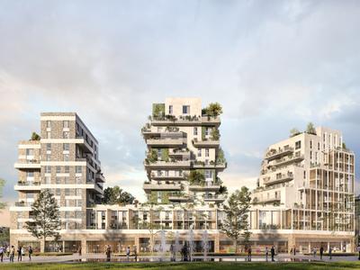 Appartement neuf, 29,2 m²