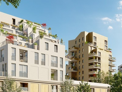 Appartement neuf, 66,75 m²