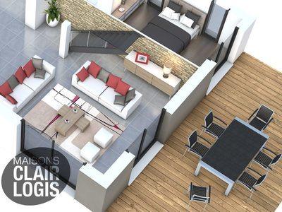 Maison neuve, 158 m²