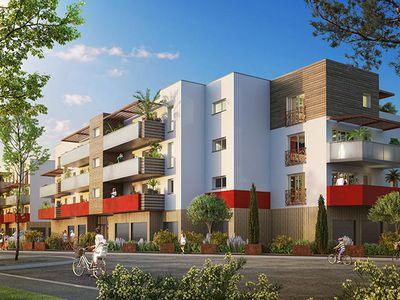 Appartement neuf, 44,97 m²