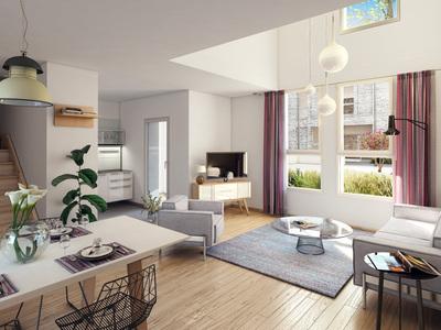 Appartement neuf, 70,5 m²