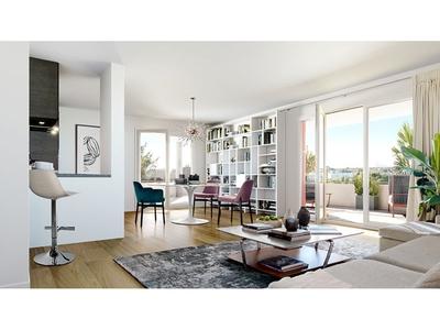 Appartement neuf, 60,1 m²