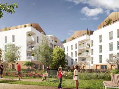 Appartement neuf, 42 m²