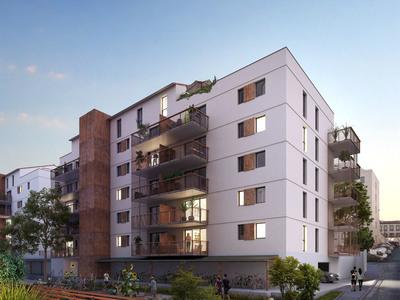 Appartement neuf, 41,18 m²