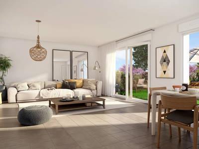 Maison neuve, 68,84 m²