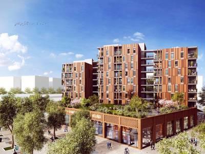 Appartement neuf, 42,61 m²