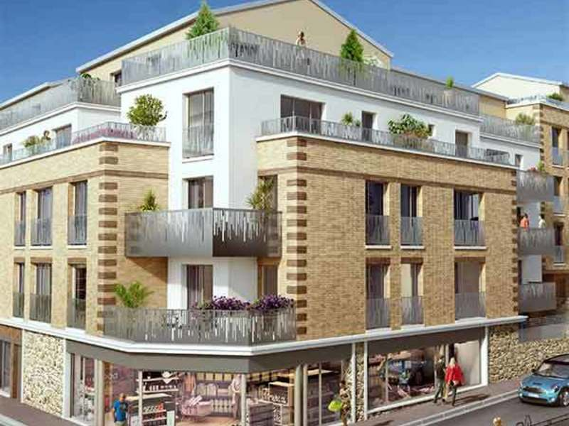 Appartement neuf, 47,67 m²