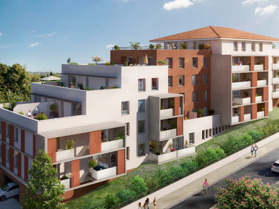 Appartement neuf, 59,8 m²
