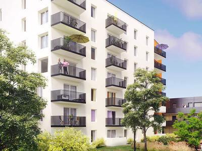 Appartement neuf, 52,48 m²