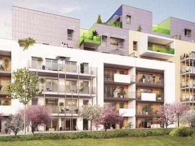 Appartement neuf, 35,09 m²