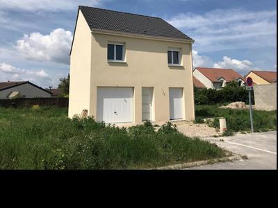 Maison neuve, 87 m²