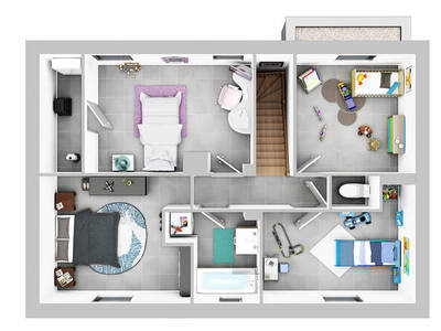 Maison neuve, 102 m²