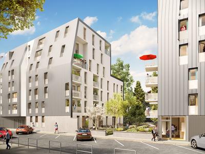Appartement neuf, 45,8 m²