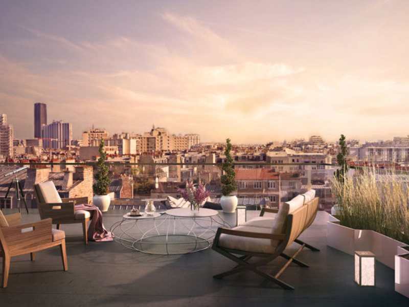 Eiffage immobilier paris 14 me l 39 imprimerie 426000 superimmoneuf - Immobilier atypique paris ...