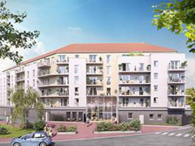 Appartement neuf, 44,73 m²