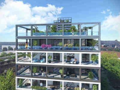 Appartement neuf, 76,82 m²