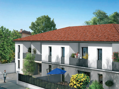 Appartement neuf, 29 m²