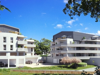 Appartement neuf, 68,03 m²
