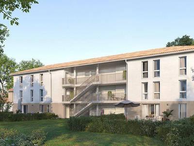 Appartement neuf, 60,84 m²