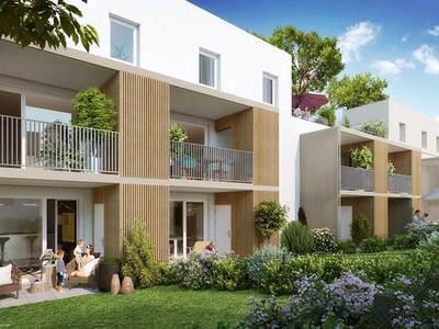 Appartement neuf, 19,86 m²