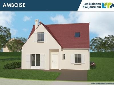 Maison neuve, 100,75 m²