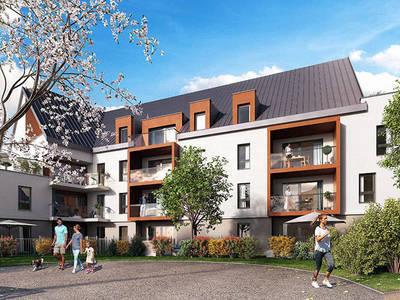 Appartement neuf, 43,5 m²