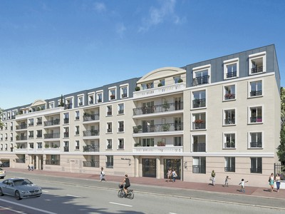 Appartement neuf, 103 m²