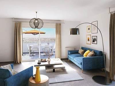 Appartement neuf, 62,22 m²