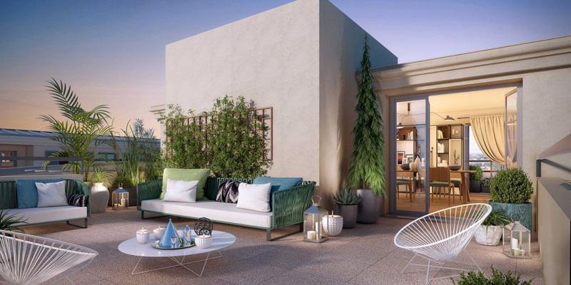 quartus r sidentiel maisons laffitte les jardins d 39 albine. Black Bedroom Furniture Sets. Home Design Ideas