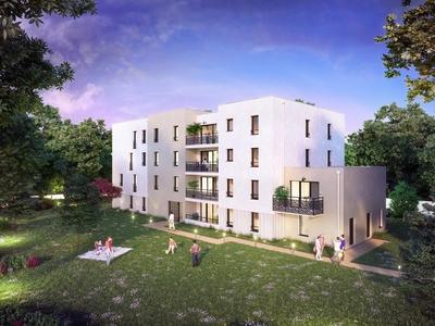 Appartement neuf, 43,48 m²