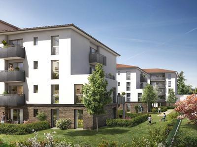 Appartement neuf, 30 m²