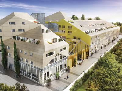 Appartement neuf, 44,1 m²