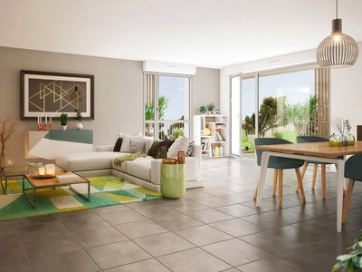 Appartement neuf, 75,27 m²