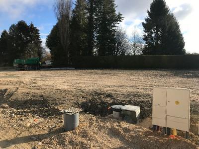 Terrain à bâtir, 381 m²
