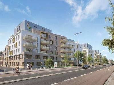 Appartement neuf, 66,95 m²