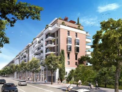 Appartement neuf, 71,1 m²