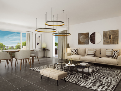 Appartement neuf, 84,85 m²