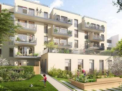 Appartement neuf, 31,05 m²