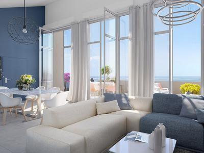 Appartement neuf, 64,82 m²
