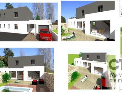 Terrain à bâtir, 435 m²