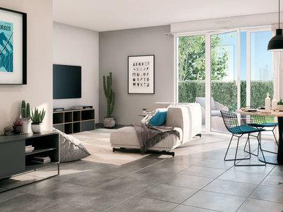 Appartement neuf, 62 m²