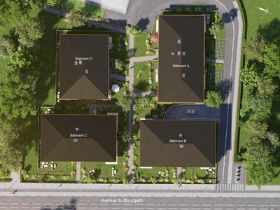 Appartement neuf, 45,55 m²