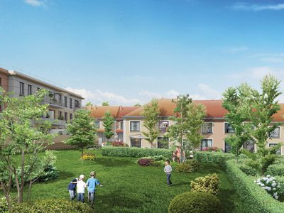 Appartement neuf, 57,62 m²
