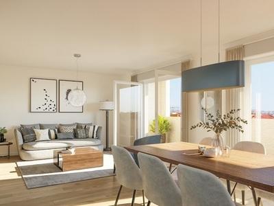 Appartement neuf, 64,62 m²