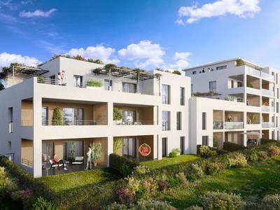 Appartement neuf, 44,9 m²