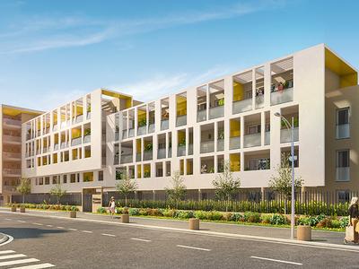 Appartement neuf, 41,06 m²